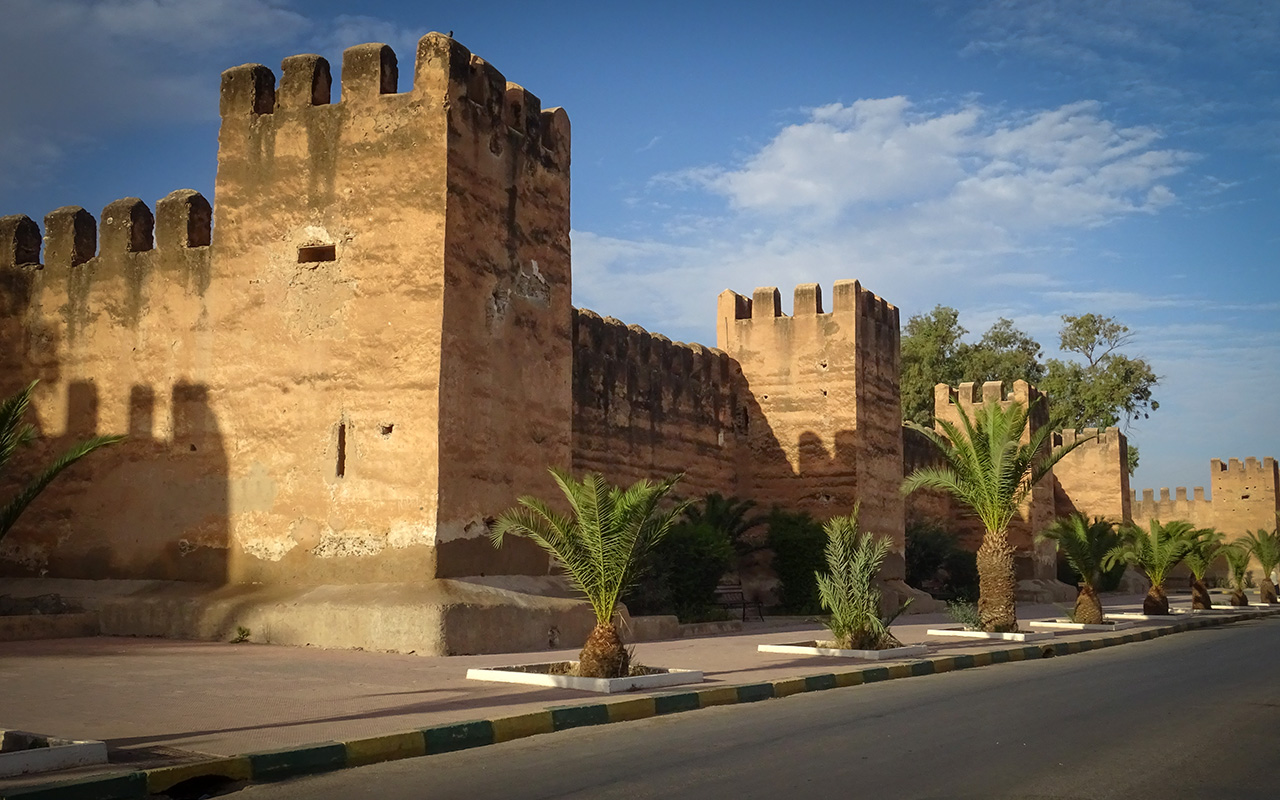 Les remparts de-Taroudant-Photo FX Rosanvallon