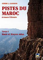 Guides GANDINI pour  Maroc, Mauritanie, Lybie Tome1-new