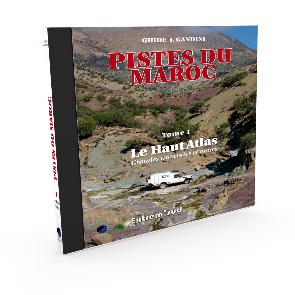 fichiers GPX Tome 1 2016